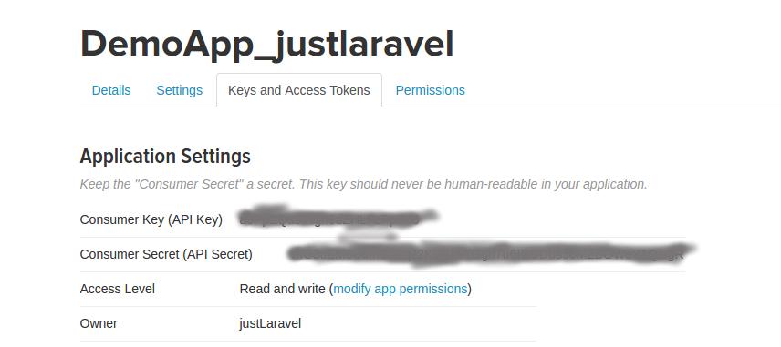 Laravel Social Login - justlaravel.com